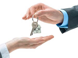 company keys end of tenancy